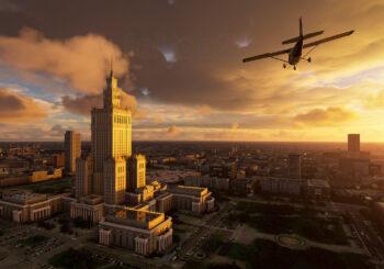 Новый рейс Microsoft Flight Simulator