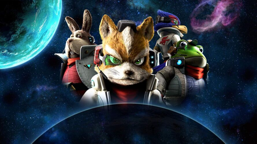 Star Fox Zero на Switch? — вопрос к Миямото