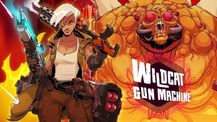 Wildcat Gun Machine — боевые роботы и коты-убийцы