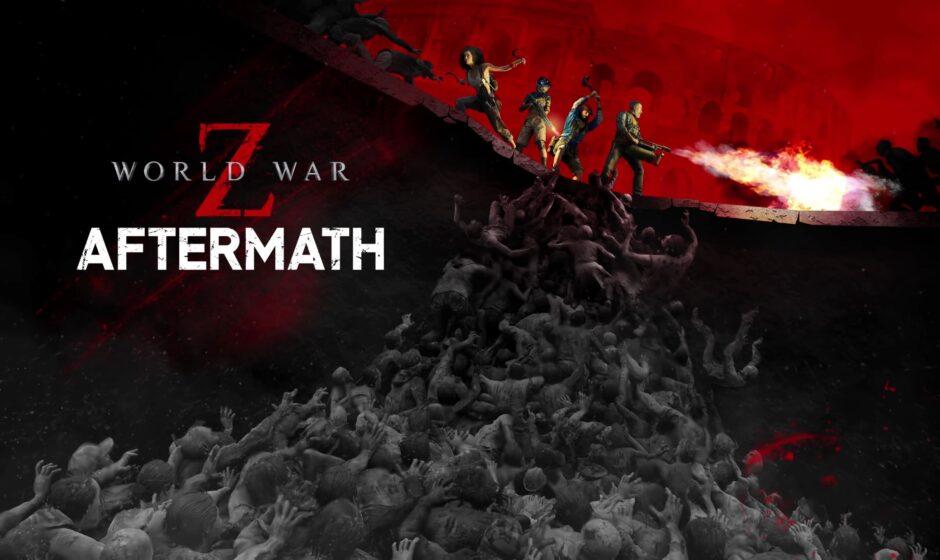 World War Z: Aftermath стартовал