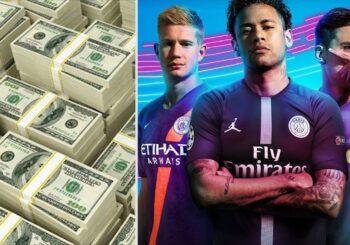 FIFA vs EA - нужно больше золота