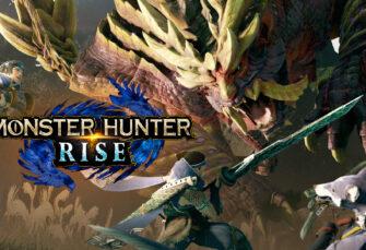 Monster Hunter Rise - скоро выйдет на ПК