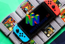 Nintendo Switch Online и игры с N64