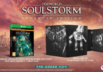Анонсирован Oddworld: Soulstorm Enhanced Edition