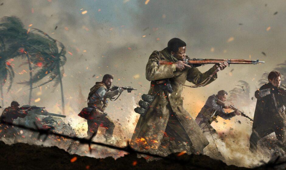Сюжет Call of Duty: Vanguard - зачин